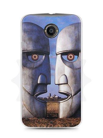 Capa Capinha Moto X2 Pink Floyd #6
