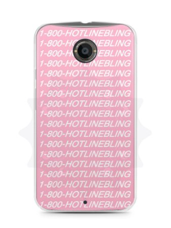 Capa Capinha Moto X2 Drake Hotline Bling