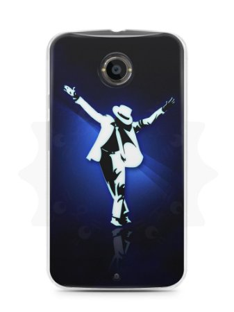 Capa Capinha Moto X2 Michael Jackson #1