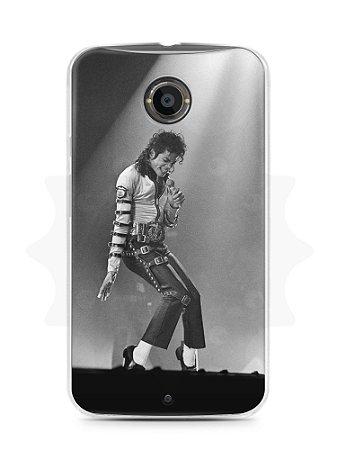 Capa Capinha Moto X2 Michael Jackson #8