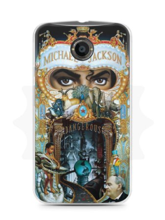 Capa Capinha Moto X2 Michael Jackson #12