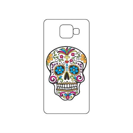 Capa Capinha Samsung A5 2016 Caveira Mexicana
