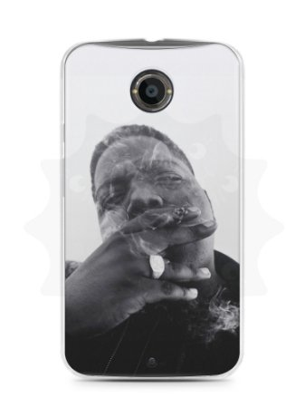 Capa Capinha Moto X2 The Notorious B.I.G. #2