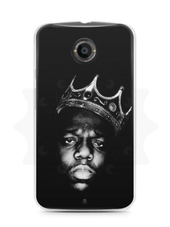 Capa Capinha Moto X2 The Notorious B.I.G. #7