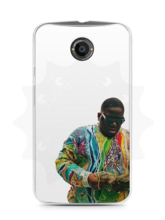 Capa Capinha Moto X2 The Notorious B.I.G. #10