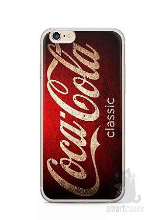 Kit com 2 Capinhas Iphone 6 Plus Coca-Cola Classic