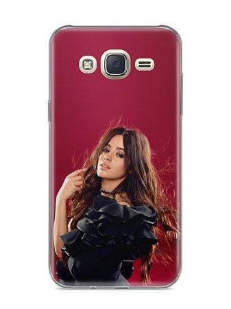 Capa Capinha Samsung J5 2015 J500 Camila Cabello