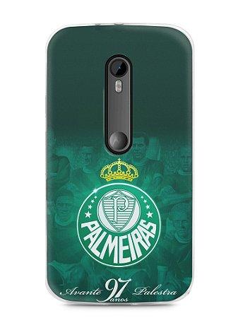 Capa Capinha Moto G3 Time Palmeiras #5