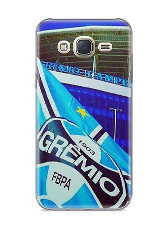 Capa Capinha Samsung J5 2015 J500 Time Grêmio #10