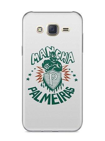 Capa Capinha Samsung J7 2015 J700 Time Palmeiras #13