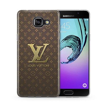 Capa Capinha Samsung J7 Prime Louis Vuitton #2