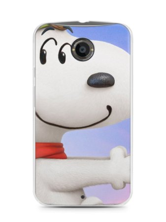 Capa Capinha Motorola Moto X2 Snoopy #9