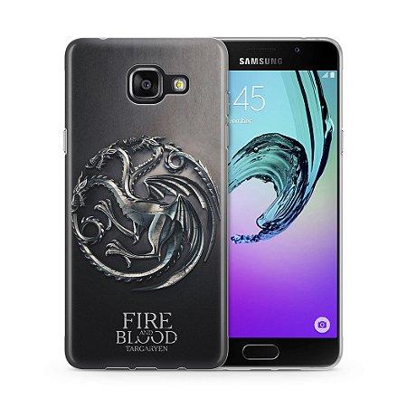 Capa Capinha Samsung J7 PRIME Game Of Thrones Targaryen