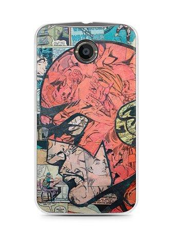 Capa Capinha Motorola Moto X2 The Flash Comic Books