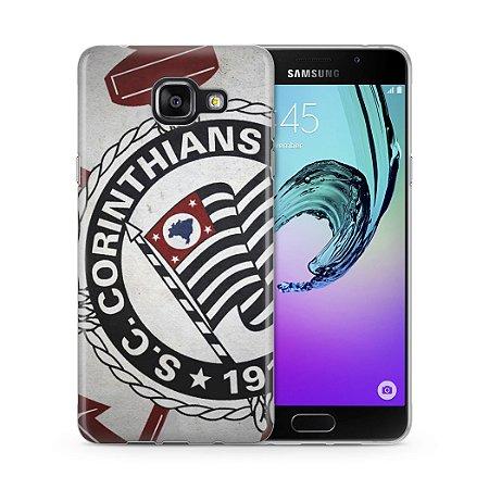 Capa Capinha Samsung J7 PRIME Time Corinthians #1
