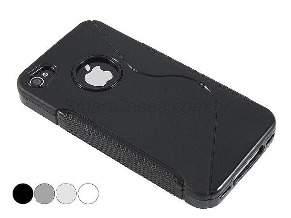 Capa Iphone 4/S S-Line