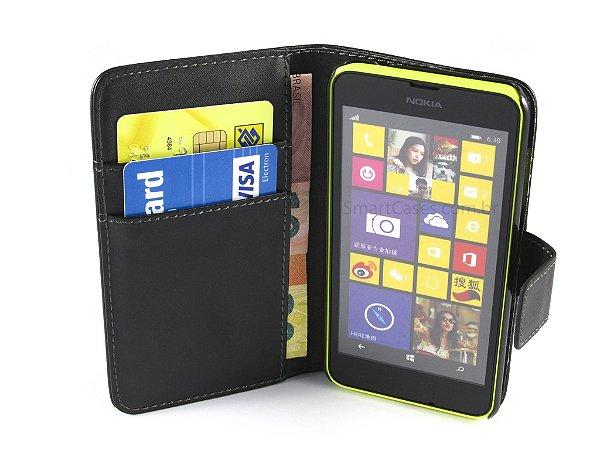 Capa Lumia 630 Carteira Couro