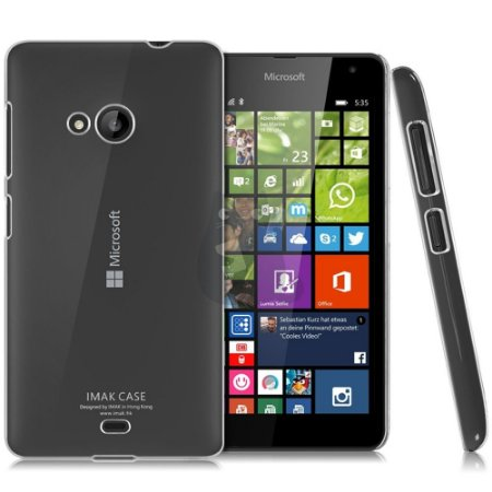 Capa Lumia 535 Imak Air Case