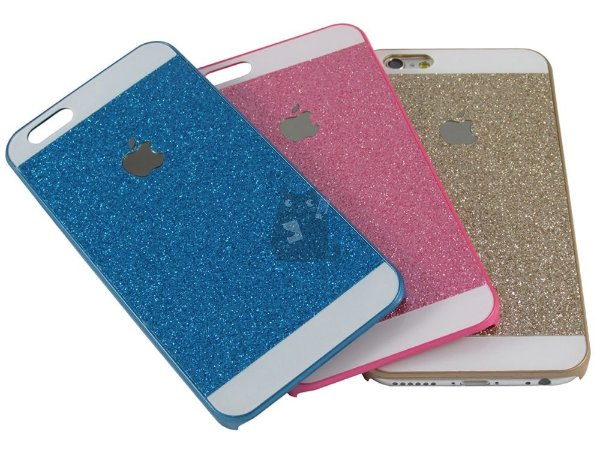 Capa Iphone 6 Glitter Luxo