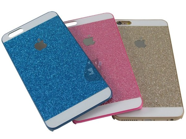 Capa Iphone 6 Plus Glitter Luxo