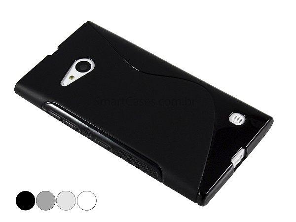 Capa Lumia 730 S-Line
