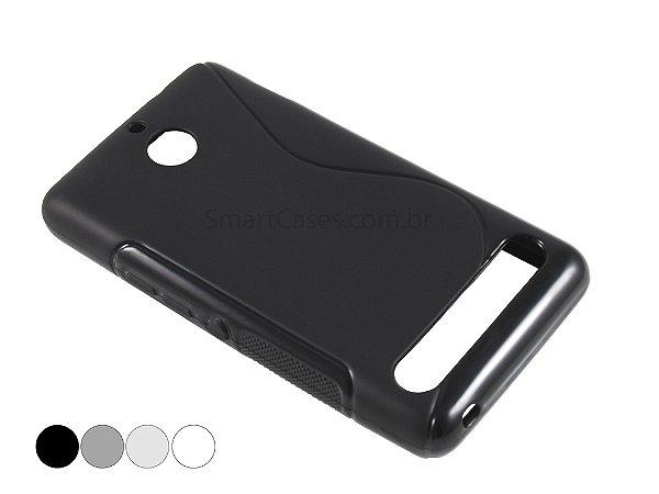 Capa Sony E1 S-Line