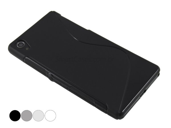 Capa Sony Z2 S-Line