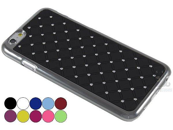 Capa Iphone 6 Strass Luxo