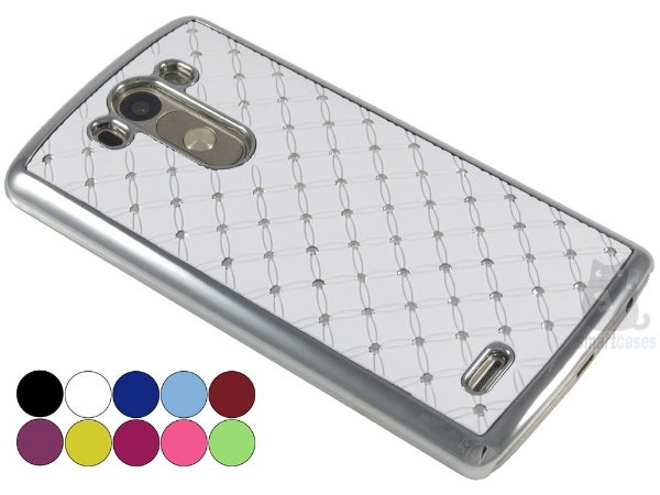 Capa LG G3 Strass Luxo