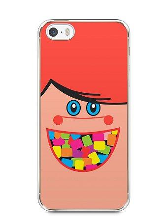 Capa Iphone 5/S Chicletes Mini