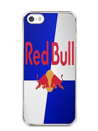 Capa Iphone 5/S Red Bull #1