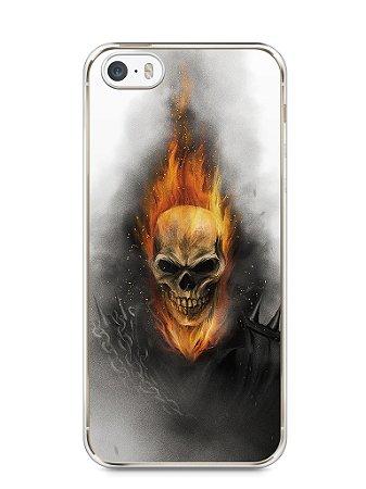 Capa Iphone 5/S Motoqueiro Fantasma