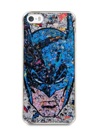 Capa Iphone 5/S Batman Comic Books #1