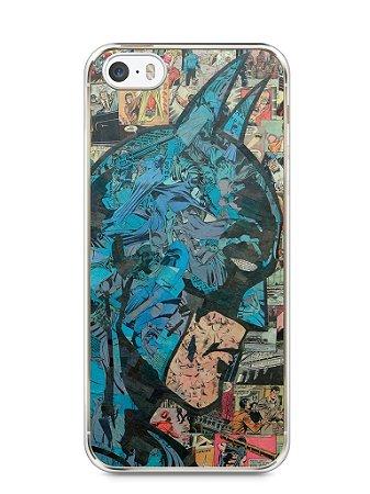 Capa Iphone 5/S Batman Comic Books #2