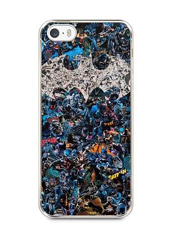 Capa Iphone 5/S Batman Comic Books #3