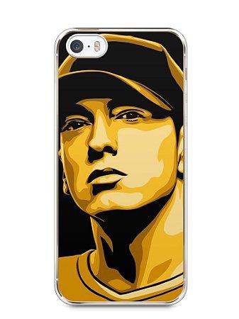Capa Iphone 5/S Eminem #1