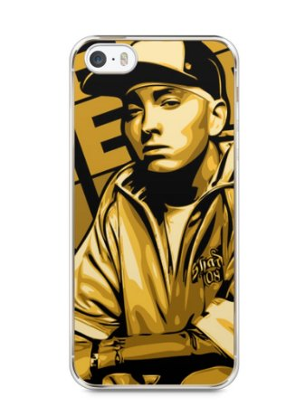 Capa Iphone 5/S Eminem #2