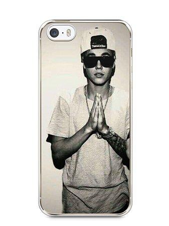 Capa Iphone 5/S Justin Bieber