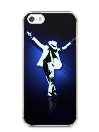 Capa Iphone 5/S Michael Jackson #1