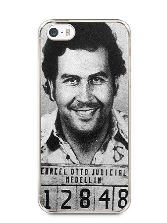 Capa Iphone 5/S Pablo Escobar
