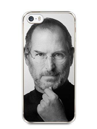 Capa Iphone 5/S Steve Jobs