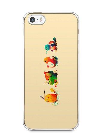 Capa Iphone 5/S Pokémon #1