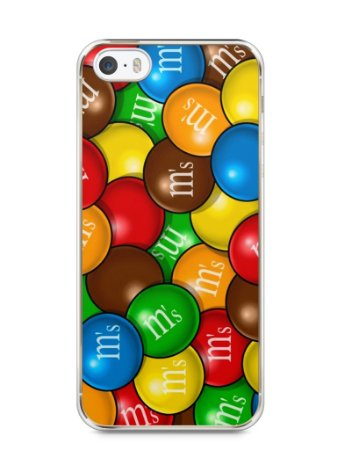 Capa Iphone 5/S M&M's