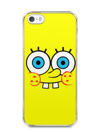 Capa Iphone 5/S Bob Esponja