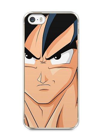 Capa Iphone 5/S Dragon Ball Z Goku