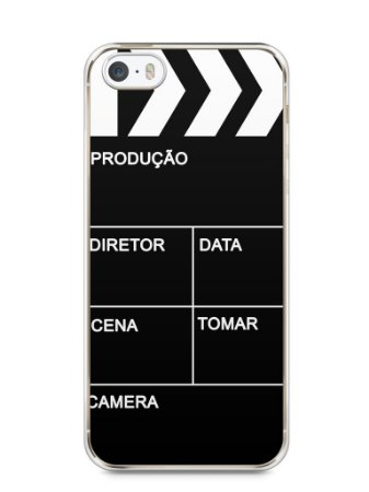 Capa Iphone 5/S Diretor de Cinema