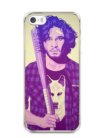 Capa Iphone 5/S Jon Snow