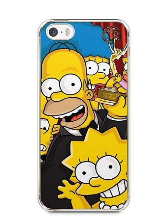 Capa Iphone 5/S Família Simpsons #2