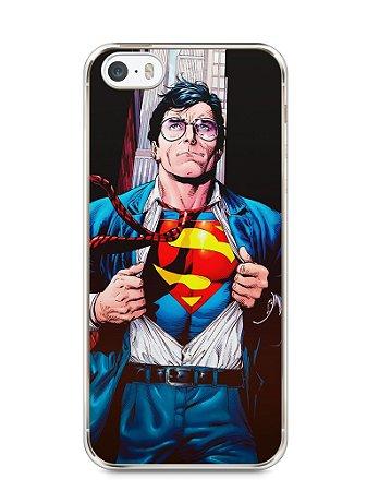 Capa Iphone 5/S Super Homem #1