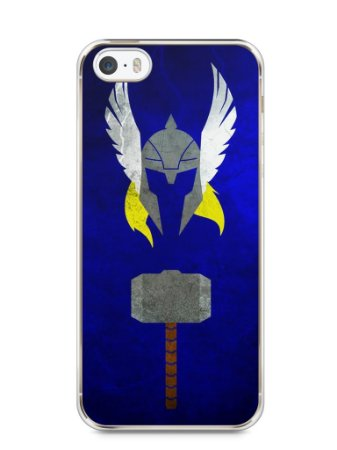 Capa Iphone 5/S Thor